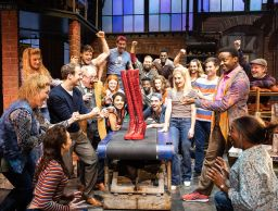 Kinky Boots – a great night out in Bristol with #kinkybootsuk
